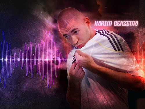 football wallpapers karim benzema