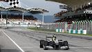 Nico Rosberg Mercedes W01