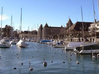 Port et Château de Morges