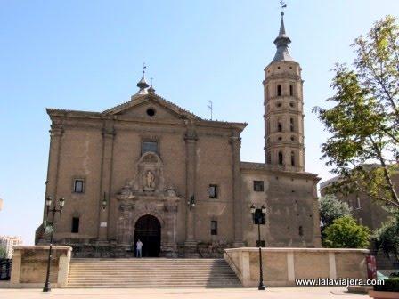 Iglesia de San Juan de los Panetes, Zaragoza