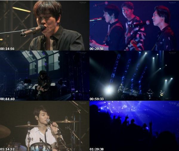[TV-Variety] CNBLUE 2015 ARENA TOUR ~Be a Supernova~ (WOWOW Live 2016.02.11)
