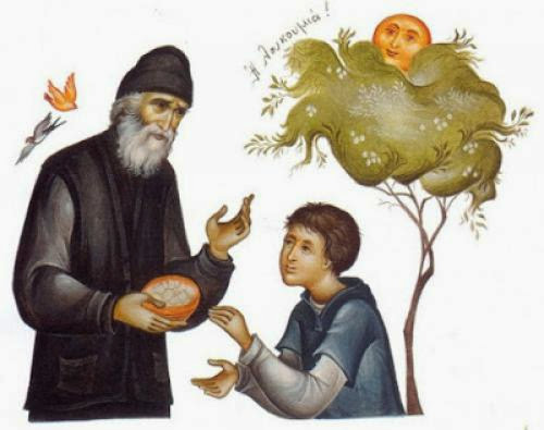 The Truth About The Lucky Bread Of Elder Paisios