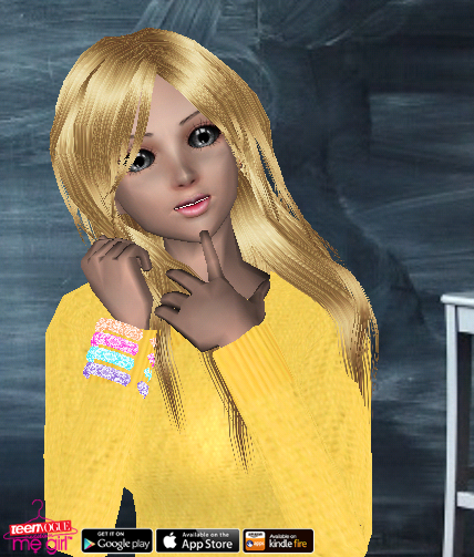 Teen Vogue Me Girl Level 39 - Awareness Campaign - Cassie - Snapshot