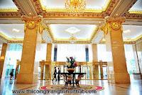 Những căn hộ dát vàng nổi tiếng nhất Việt Nam - Thi công nội thất đồ gỗ