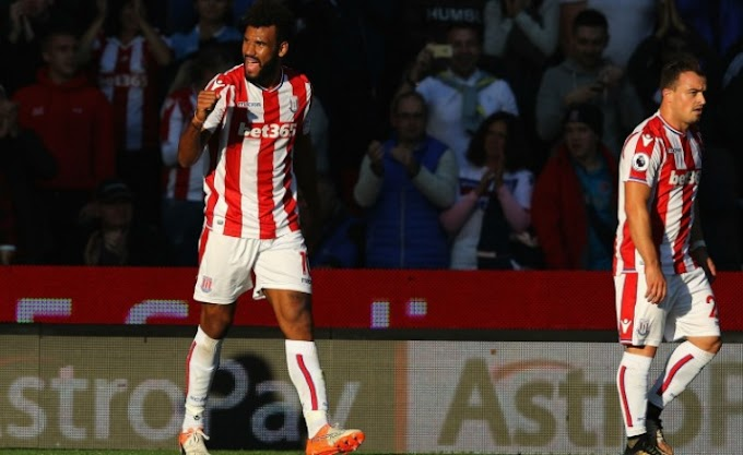 Video: Stoke City 2 – 2 Manchester United [Premier League] Highlights 2017/18