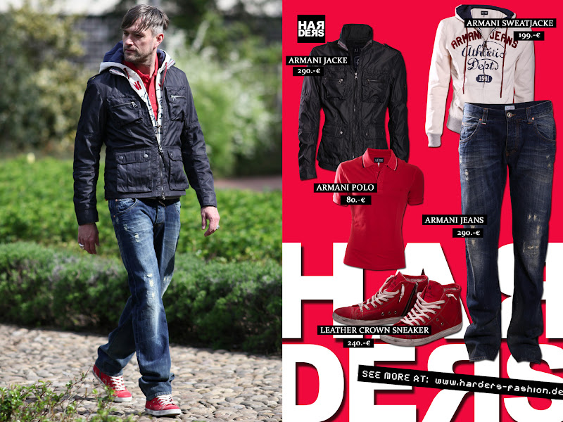 Photo: All items available at www.harders-live.de