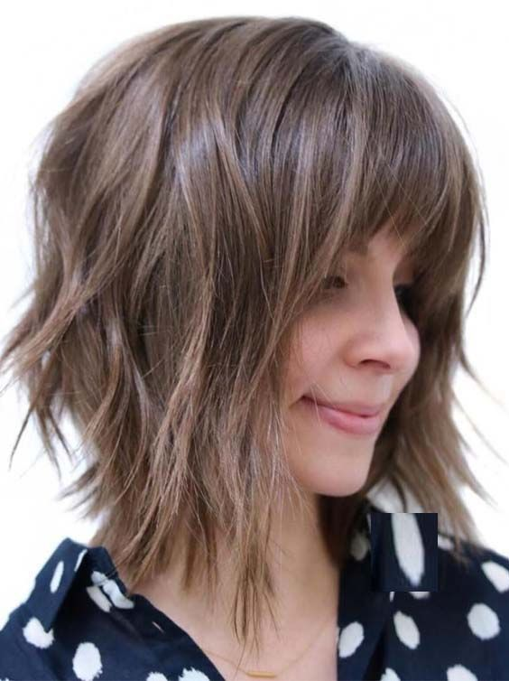 Fabulous Way Of Cute Bob Hairstyles 2018 3