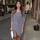 OIC - ENTSIMAGES.COM - Farah Sattaur at the Hot!Mess - press day  music and fashion show in London  27th May 2015 Photo Mobis Photos/OIC 0203 174 1069