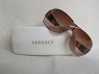 Versace Shield Shades