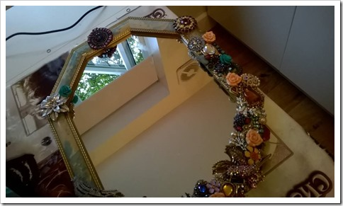 Jewelled Mirror 1
