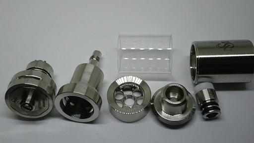 DSC 2763 thumb%25255B2%25255D - 【RTA】「Kayfun V5 RTA」(SvoëMesto)」+「Steam Tuners「Kayfun 5 Nano kit」ケイファン5ナノキット」「MTLパーツ」レビュー。高級マスプロRTAを初めて使う!!果たして。