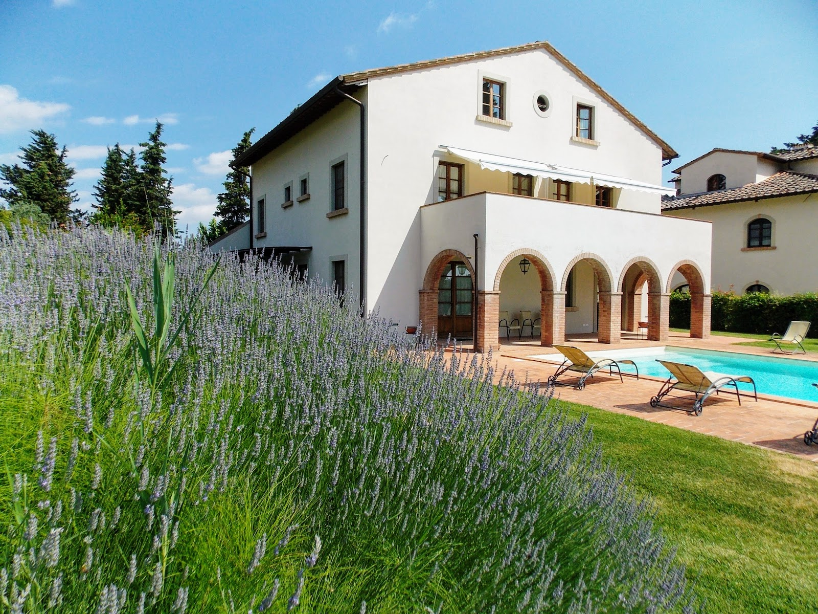 Villa i Lauri_San Gimignano_1