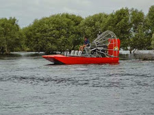Airboat, Carmor Plains