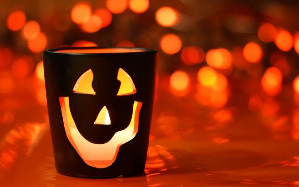Helloween Lamp, Halloween
