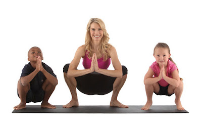 Kristin Mcgee on 3 Reasons why Yoga and Young Kids are a great combination