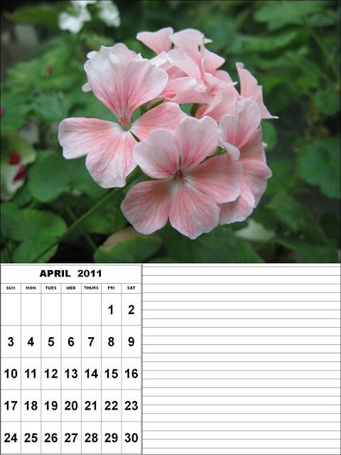 printable 2011 calendar. printable 2011 calendar april.