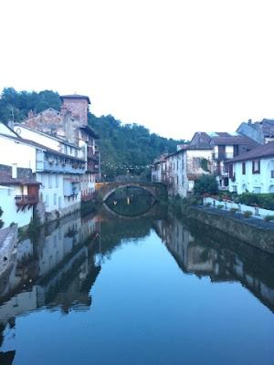 Santjago ceļš. St. Jean-Pied-de-Port