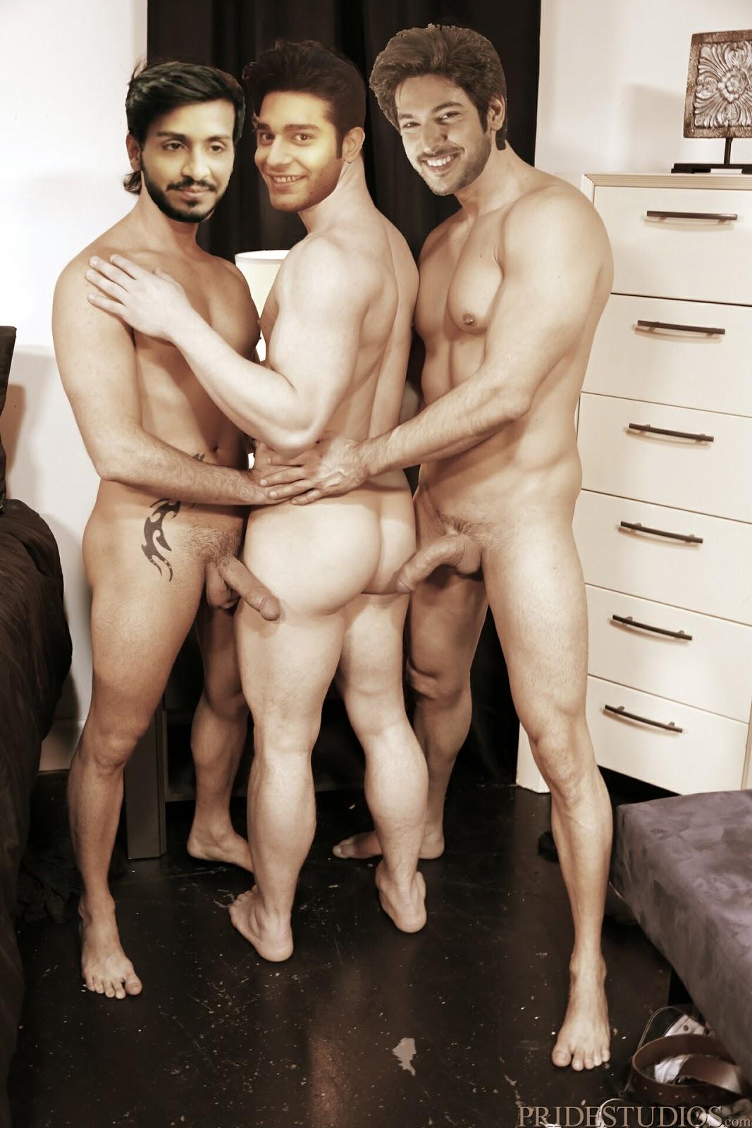 Nude Indian Male Celebrities Post 99- Tv Actors- Param Singh-7003