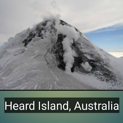 HEARD ISLAND, AUSTRALIA, top Restricted places of the world