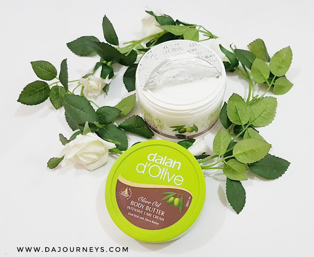 Dalan d'Olive Body Butter review