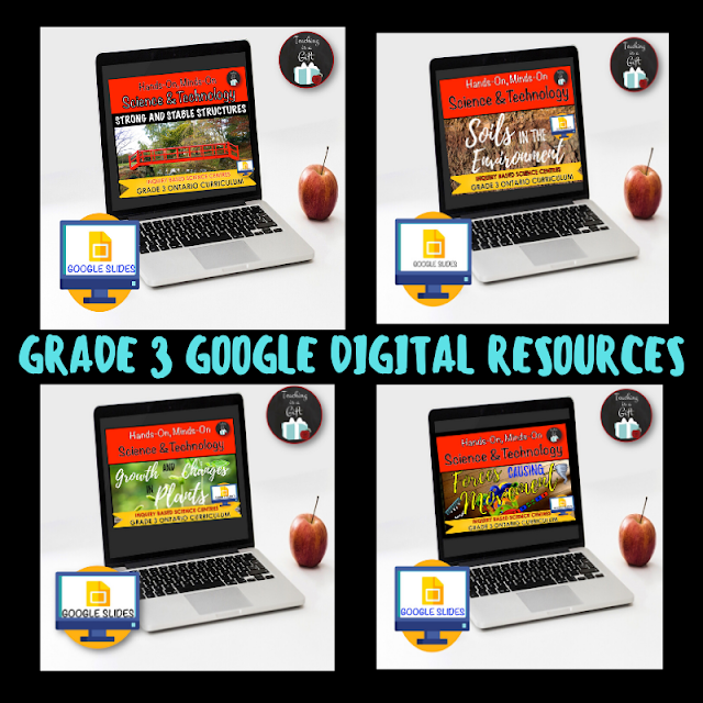 GRADE 3 ONTARIO SCIENCE DIGITAL RESOURCES