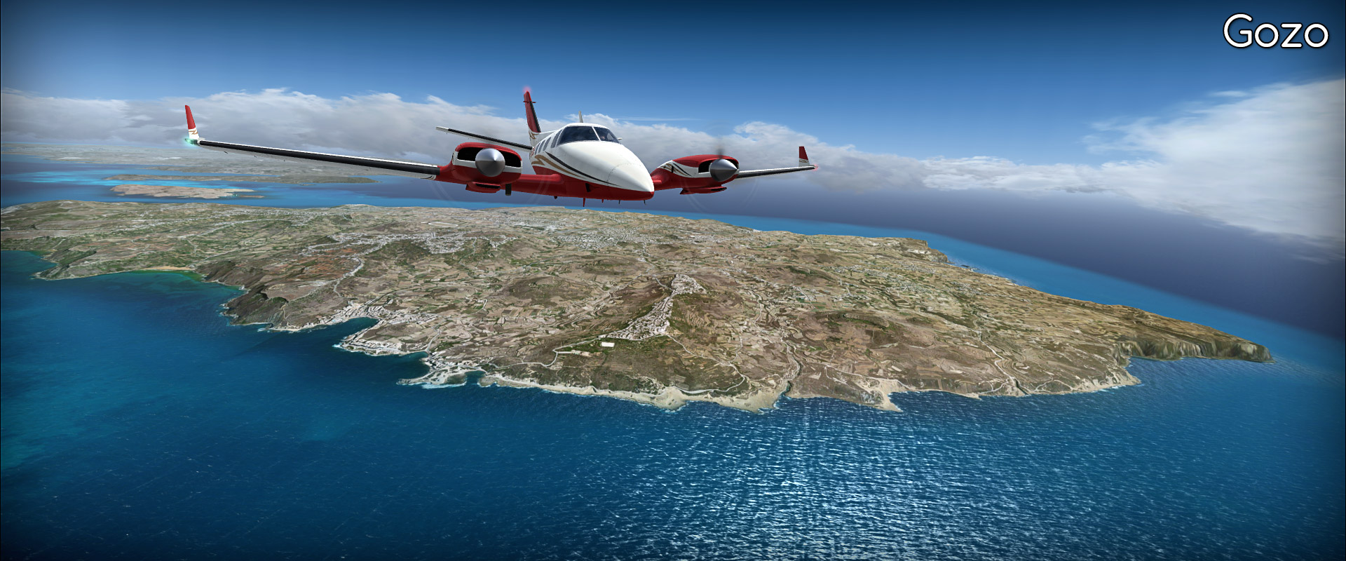 Malta - Palermo, Sicily (LMML-LICJ) • C-Aviation