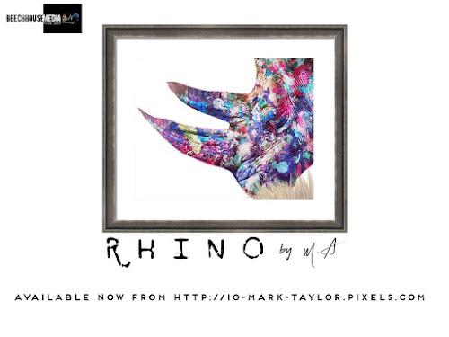 Rhino by Mark Taylor