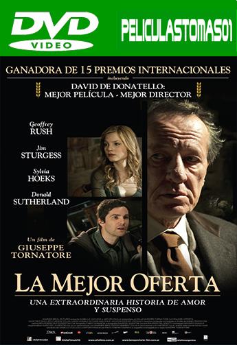 La mejor oferta (2013) DVDRip