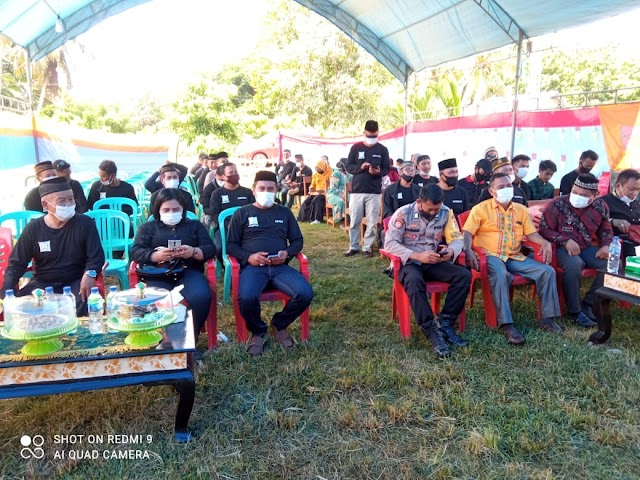 Pengukuhan,Deklarasi Dewan Pengurus Daerah (DPD) Masyarakat Adat Tolaki Konawe Selatan