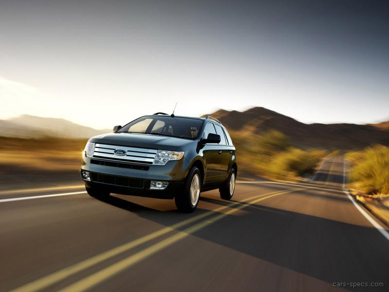 2010 ford edge suv specifications pictures prices. Black Bedroom Furniture Sets. Home Design Ideas