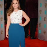 OIC - ENTSIMAGES.COM -  Tanya Burr at the EE British Academy Film Awards (BAFTAS) in London 8th February 2015 Photo Mobis Photos/OIC 0203 174 1069