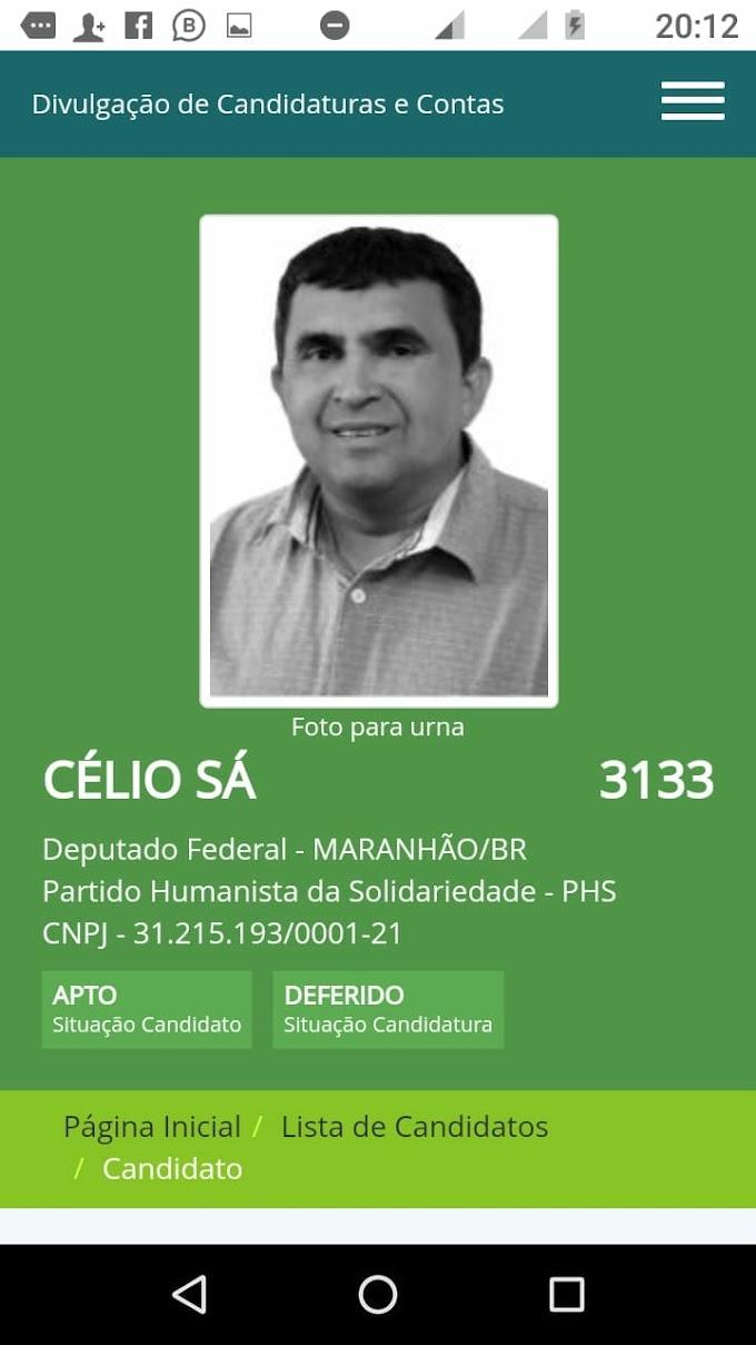 Candidato a Deputado Federal da calote em comunicadores no Maranhão...