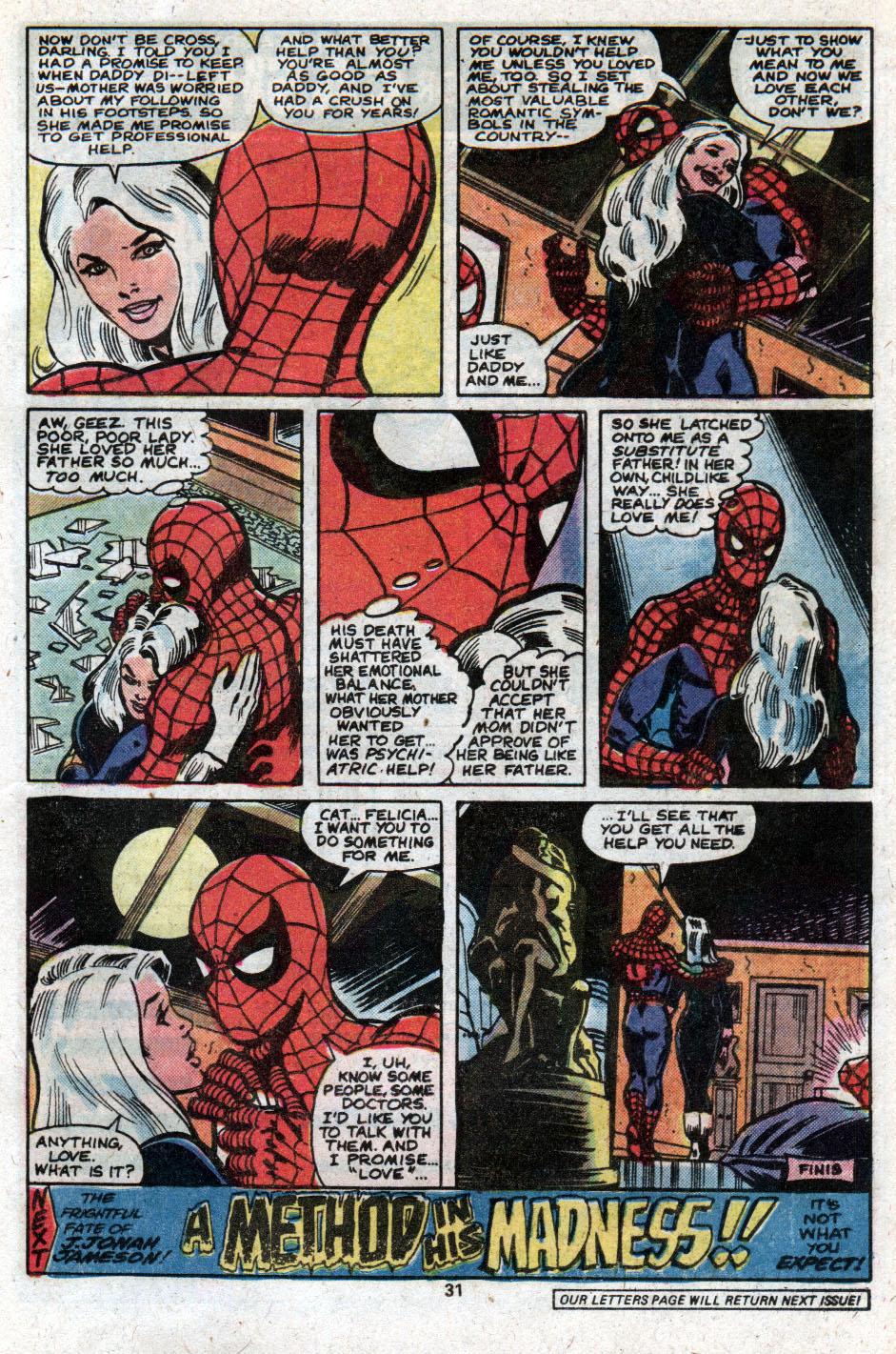 Spiderman Tas Black Cat Fanfiction