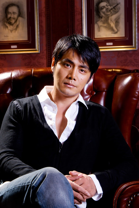 Shao Bing China Actor
