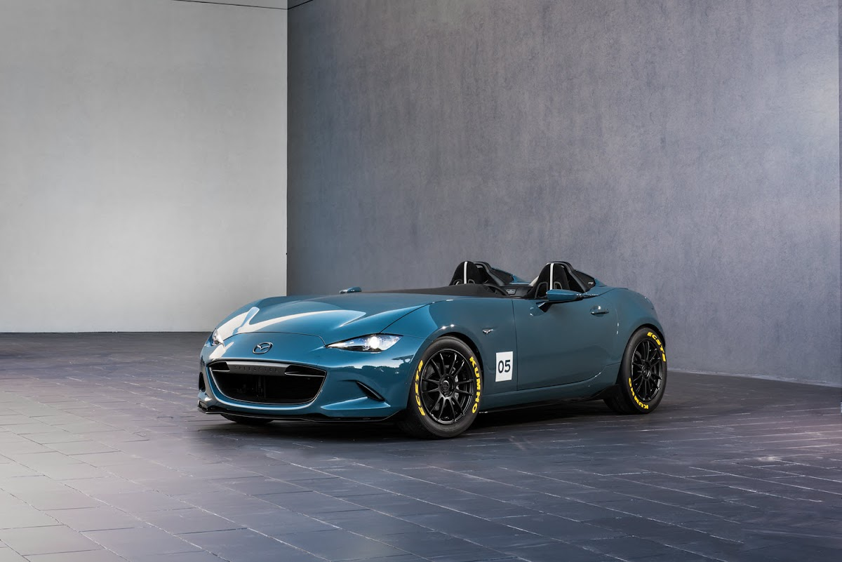 MX-5 Speedster