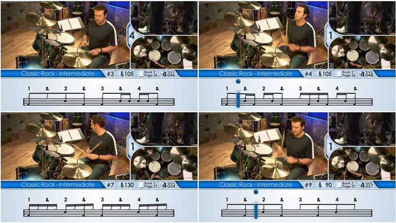 Mike Michalkow - Drumming System 2.0, DVD 19 - 20