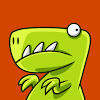 Crazy Dino Park APK Icon