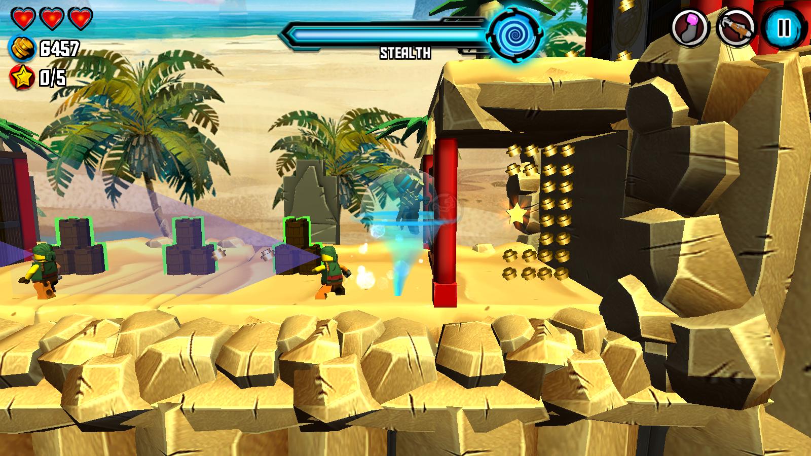 lego ninjago skybound screenshot