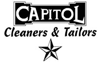 Capitol Cleaners & Tailors | South 1st Street Dry Cleaning and Alterations | Austin 78704