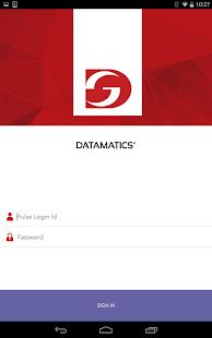 Datamatics - náhled
