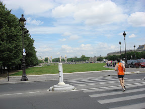The view toward Pont Alexandre III