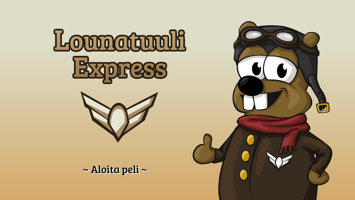 Lounatuuli Express- screenshot
