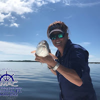 Hallie with another Redfish 09-12-2018