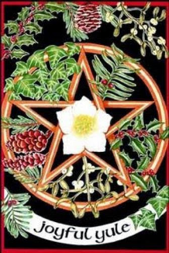 Blessed Yulewinter Solstice