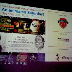 An Animated Saturday, Dec 15, 2018 Pune