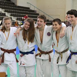 Copa de España de judo Villa de Montijo