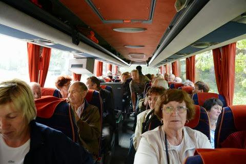 Izlet po Posočju in Mednarodni dan gluhih v Novi Gorici 2013