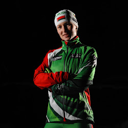 Darya Domracheva 2011