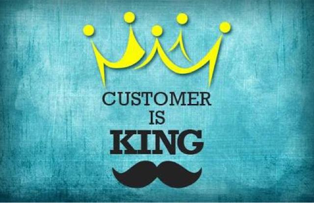 Açıkhava reklam ve Dijital baskı da Müşteri kaybetmenin yolları