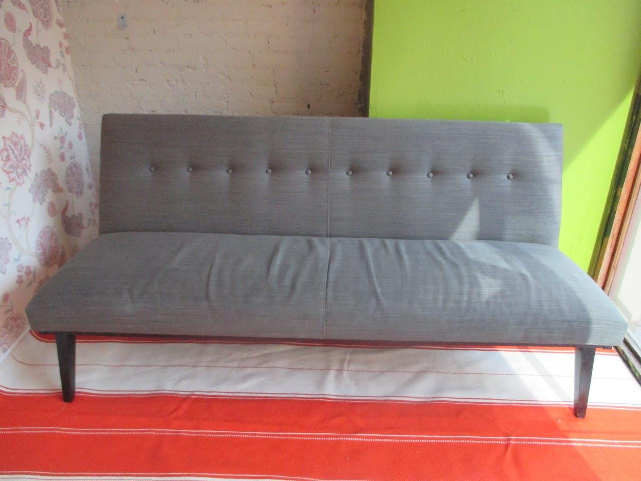 Room & Board Tufted Bench Sofa
